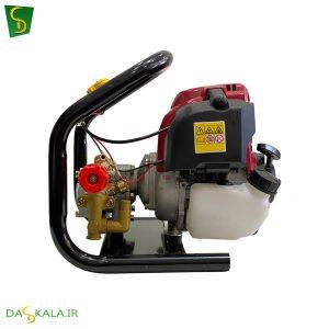 سمپاش موتوری پرتابل ماک MTPS 35